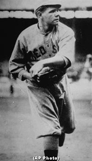 babe ruth york pitcher