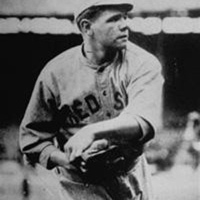 Babe Ruth Pitcher  - 12