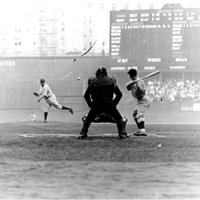 Babe Ruth Pitcher  - 15