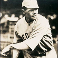 Babe Ruth Pitcher  - 2