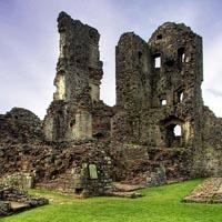 Coity Castle 1