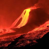 Hawaiian Lava Flow 07