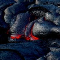 Hawaiian Lava Flow 10