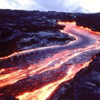 Hawaiian Lava Flow 13