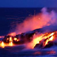 Hawaiian Lava Flow 22