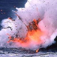 Hawaiian Lava Flow 27