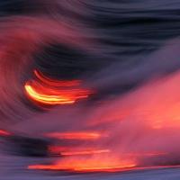 Hawaiian Lava Flow 28