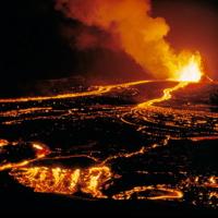 Hawaiian Lava Flow 29