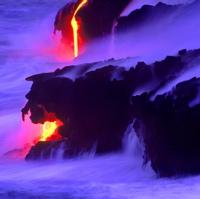 Hawaiian Lava Flow 30