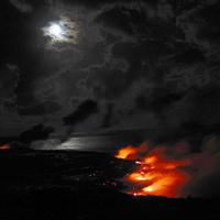 Hawaiian Lava Flow 32