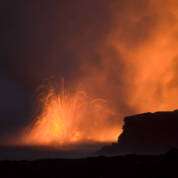 Hawaiian Lava Flow 33