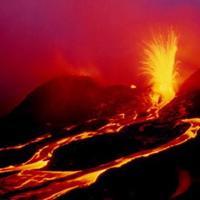 Hawaiian Lava Flow 34