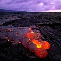 Hawaiian Lava Flow 35