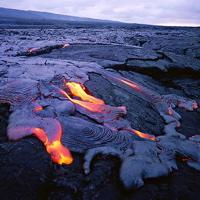 Hawaiian Lava Flow 37