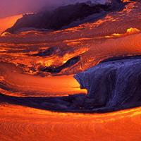 Hawaiian Lava Flow 40