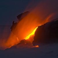 Hawaiian Lava Flow 41