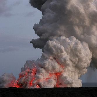 Hawaiian Lava Flow 43