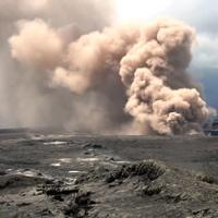 Hawaiian Lava Flow 51