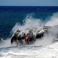 Hawaiian Lava Flow 52
