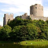 Pembroke Castle1